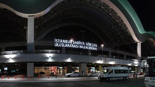 مطار صبيحة الدولي بإسطنبول