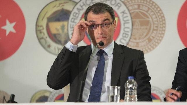 Fenerbahçe Sportif Direktörü Damien Comolli