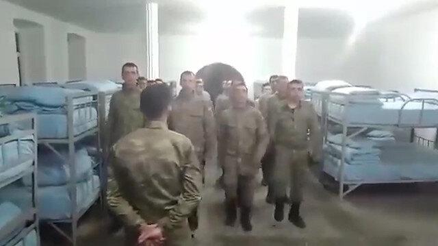 MHP'li Bucak'a selam gönderen askerlere soruşturma