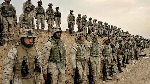 ABD göçmen kervanına karşı Meksika sınırındaki güçlerin görev süresini uzattı 98