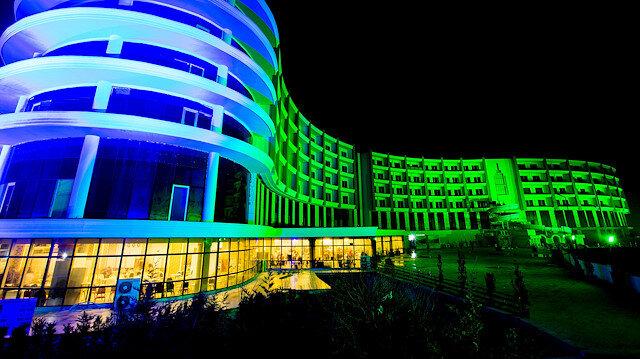Türkiye'nin kongre oteli olmaya adayız 41
