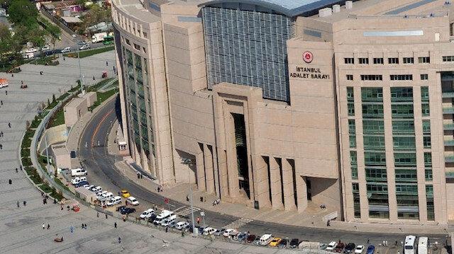 """قصر العدالة بمنطقة """"شالايان"""" بإسطنبول"""