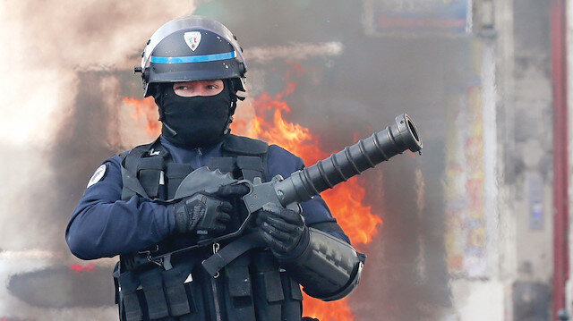 65 bin polise görev çağrısı