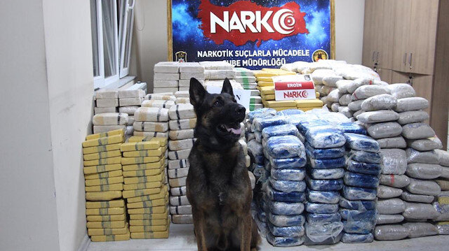1.27 tons of heroin bust largest in Turkish history
