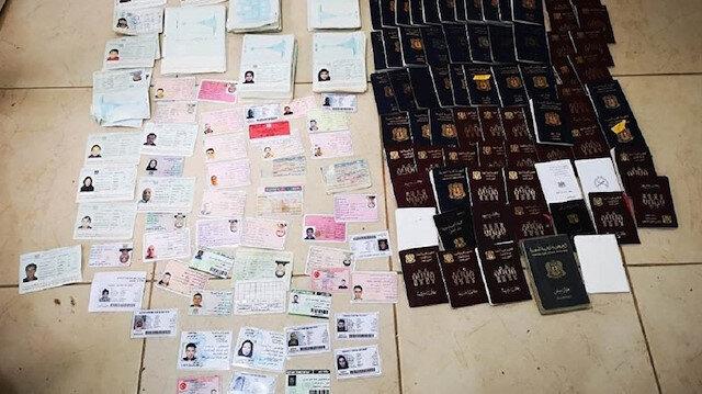 الشرطة التركية تداهم مطبعة تزوّر جوازات سفر ووثائق للأجنب