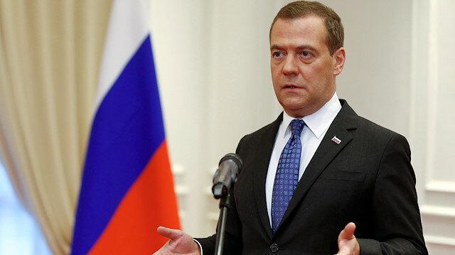 Medvedev, başkent Moskova'da düzenlenen yıllık basın toplantısında, ekonomi alanında yaşanan son gelişmelere ilişkin değerlendirmelerde bulundu.