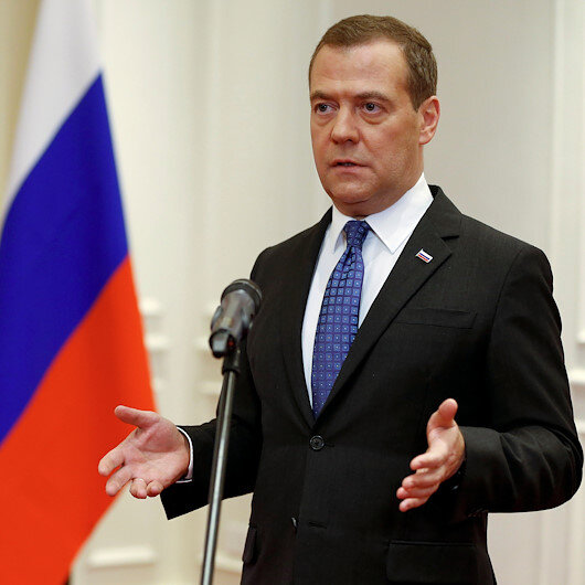 Rusya Başbakanı Medvedev: Maliyeti yarım trilyon dolar