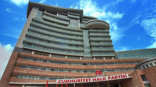 CHP Merkez Binası