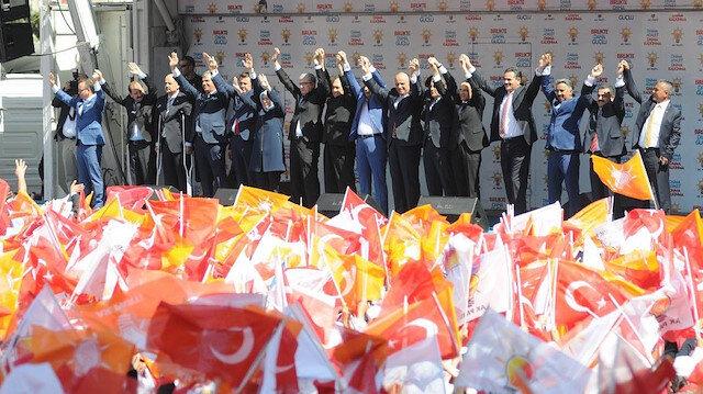 حزب العدالة والتنمية التركي