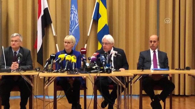 Yemen peace talks begin in Sweden