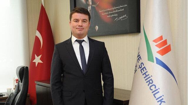 AK Parti'nin Aksaray Belediye Başkan Adayı Enver Dinçer