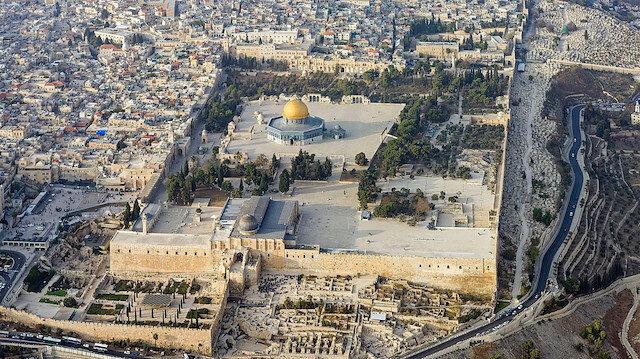 İsrail'in Kudüs'te ortaya koyduğu işgalci zihniyet, şehrin alt ve üst yapısını da doğrudan etkiliyor.