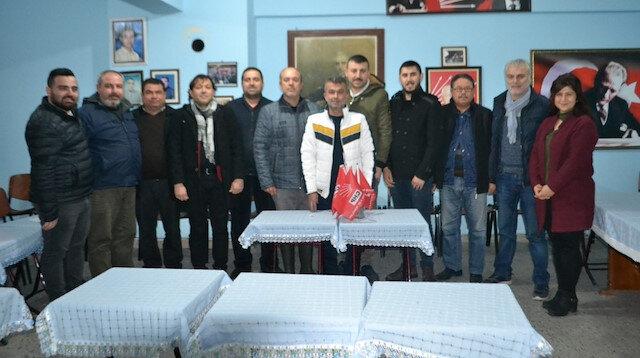 CHP Buldan teşkilatı yeni başkan adayını beğenmeyince topluca istifa etti