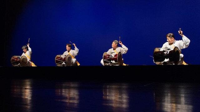 الحفل أقيم  برعاية المركز الثقافي لكوريا الجنوبية بتركيا