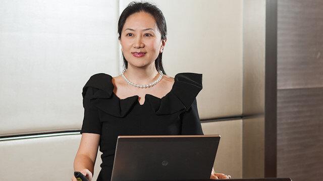 Huawei'nin kurucusunun kızı Kanada'da tutuklandı