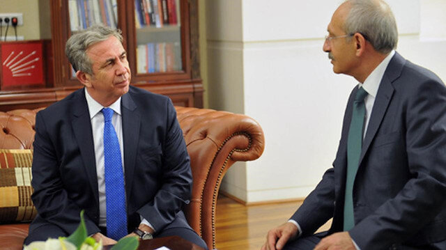 Arşiv: CHP lideri Kılıçdaroğlu, Mansur Yavaş