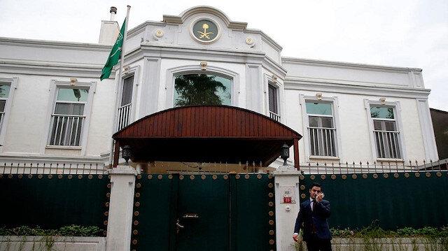 مقر إقامة القنصل السعودي بإسطنبول