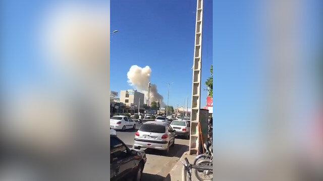 İran'ın Çabahar kentinde bombalı saldırı
