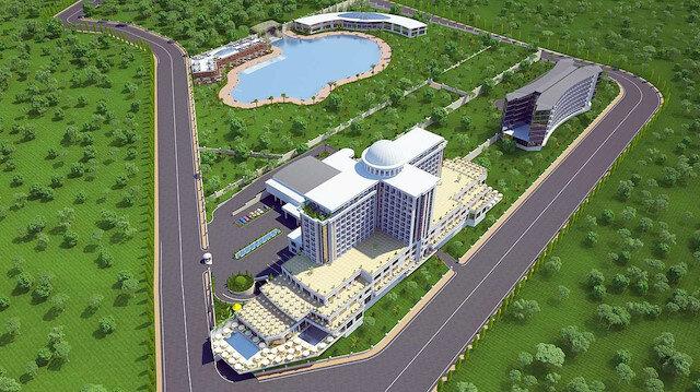 Alila Deluxe Termal Hotel&SPA