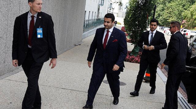 بعد إختفاءه السفير خالد بن سلمان يعود لواشنطن