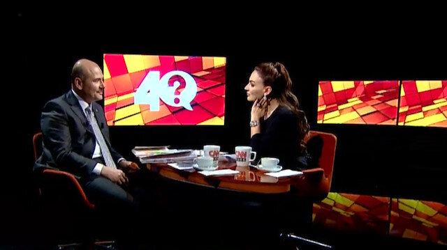 Bakan Soylu: Erdoğan'dan sonra siyaseti bırakacağım