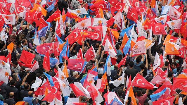 AK Parti'de açıklanan aday sayısı 74 oldu