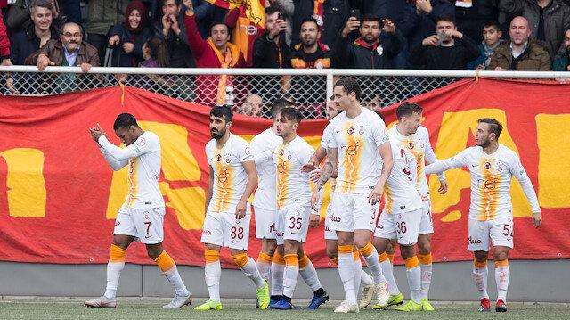 Galatasaray, ligde topladığı 24 puanla 4. sırada yer alıyor.