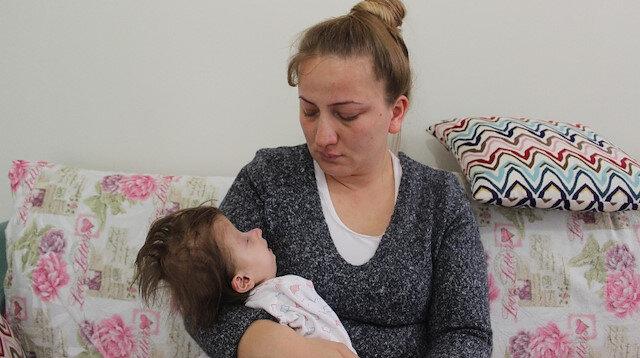 Çaresiz annenin yakarışı: Yaşamasını istiyorum yardım edin