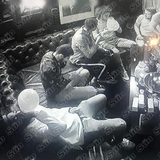 Mesut Özil ve arkadaşları uyuşturucu kullanırken görüntülendi