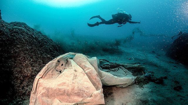 Akdeniz'de deniz canlıları risk altında