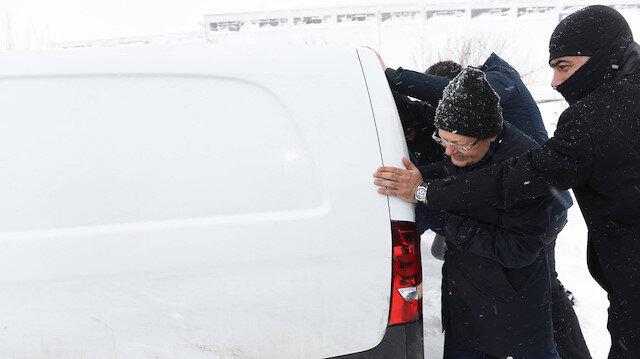 Kışlık bakım araçlar için hayati önem taşıyor.