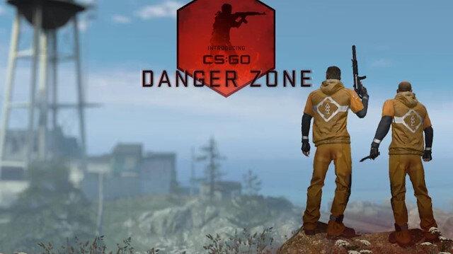 CSGO Danger Zone güncellemesiyle Battle Royale modu geldi.