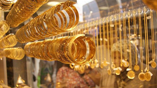 Altının gram fiyatı, güne yatay başlamasının ardından 212,6 lira seviyesinde dengelendi.