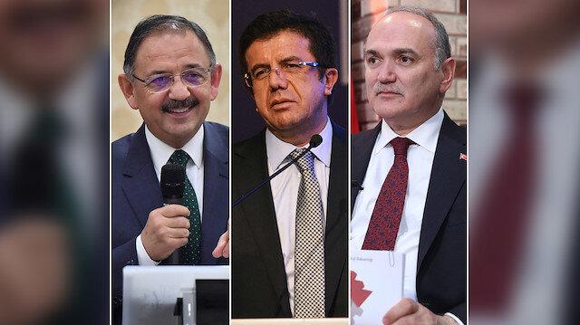 AK Parti'de 6 eski bakan aday oldu
