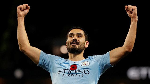 İlkay bu sezon Manchester City formasıyla çıktığı 15 maçta 3 gol atarken 3 de asist kaydetti.