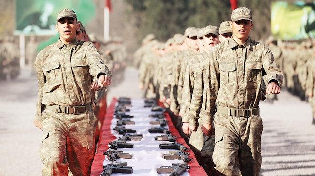 Askerlik 9 ayainecek