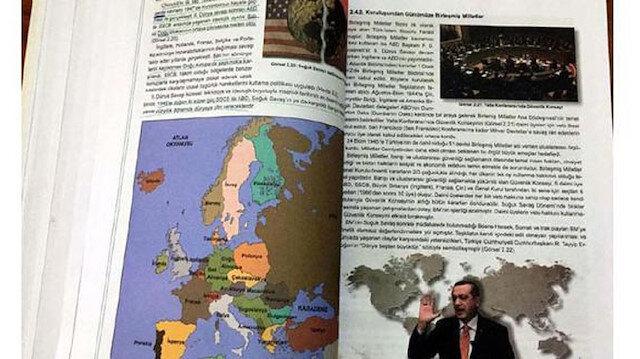 Cumhurbaşkanı Erdoğan'ın 'dünya 5'ten büyüktür' sözü tarih kitabına girdi.