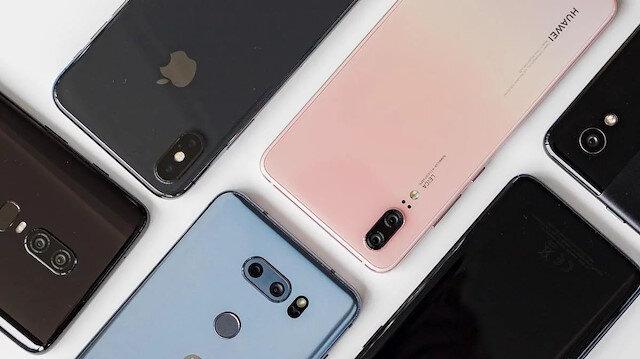 Xiaomi, Huawei ve Oppo gibi Çinli üreticiler pazarın büyük bir kısmını ele geçiriyor.