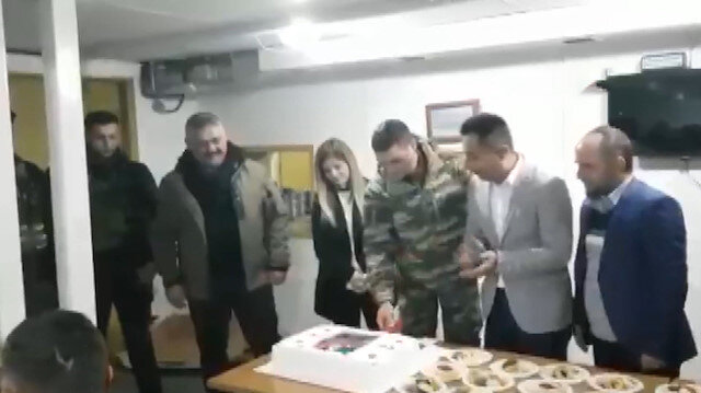 Erdoğan talimat verdi: Şırnakta Mehmetçiğe sürpriz doğum günü yapıldı