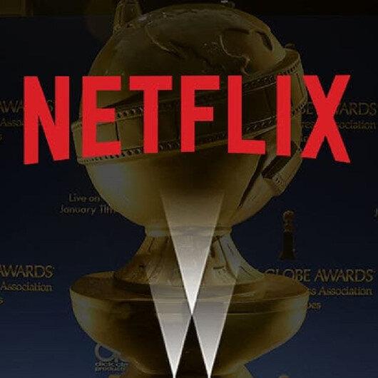 """نيتفليكس تكتسح ترشيحات جائزة """"غولدن غلوب"""" بـ13 عملًا"""