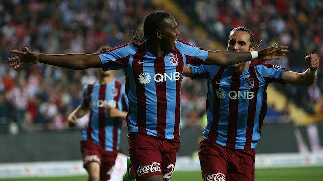 Rodallega karşılaşmada penaltıdan 1 gol kaydetti.