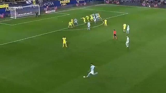 Okay Yokuşlu La Liga'da ilk golünü attı
