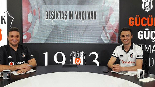 BJK TV çalışanın sözleri Fenerbahçelileri kızdırdı.