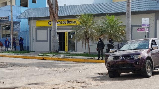 Brezilya'da bir banka