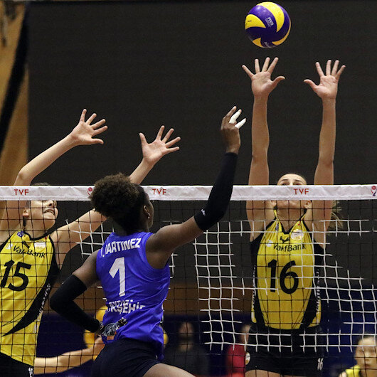 Turkish club wins gold in world women's volleyball championship
