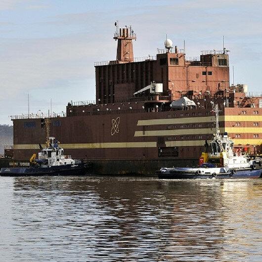 Dünyanın ilk yüzer nükleer güç santrali: İlk ünitesi hizmete girdi