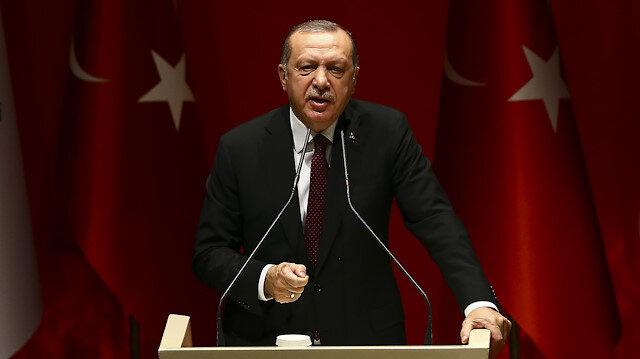 Erdoğan: Hadi şimdi de yayınlayın