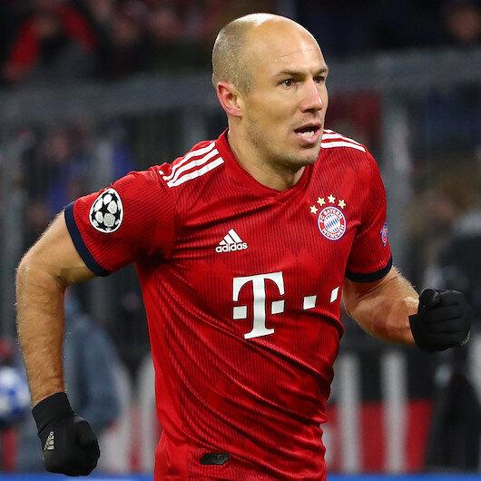 Robben futbola devam etme şartını açıkladı