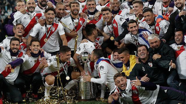 Libertadores Kupası 4. kez River Plate'in