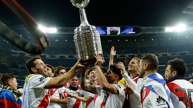 River Plate 3 - 1 Boca Juniors (Maç özeti ve tüm goller)